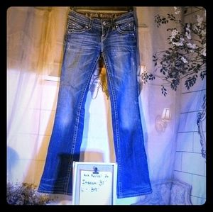 Women's 'Gwen' Rock Revival Jeans Size 26 Size 2
